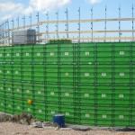 Резервоари за биогаз B