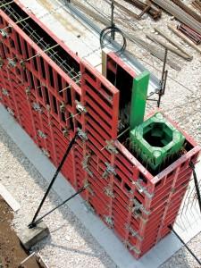 Кофраж за асансьорни шахти G