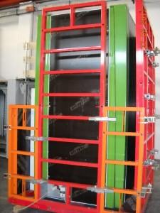 Кофраж за асансьорни шахти C
