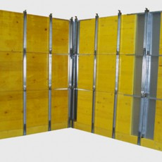 Система олекотен кофраж за стени и колони