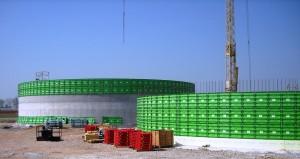 Резервоари за биогаз I