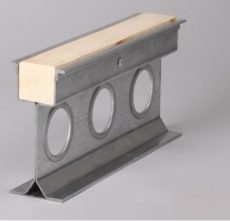 НОВО! Метален трегер за кофраж за плоча